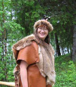 Kerstin Reinholdsson är en av våra nyaste medlemmar. Henne kan du höra på Stadsmuseet 14/3.