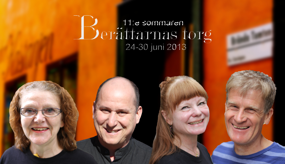 Arrangörsgruppen består av Kerttu Jokela, Johan Theodorsson, Marianne Engström och Pelle Olsson