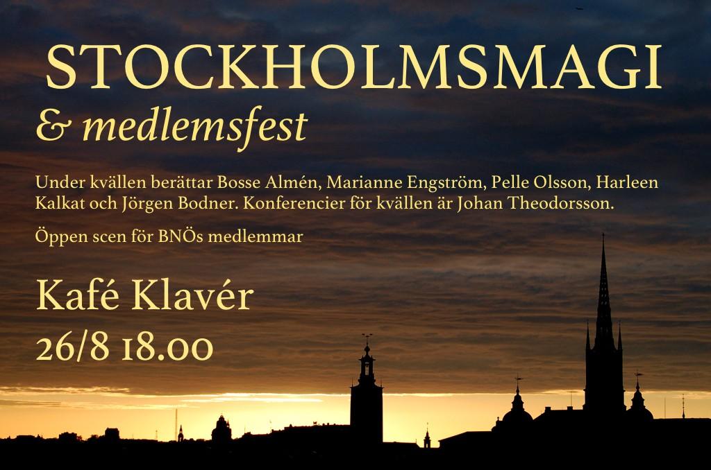 Stockholmsmagi