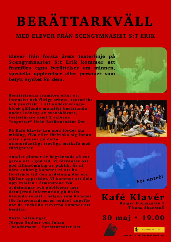 Affisch till Klavér
